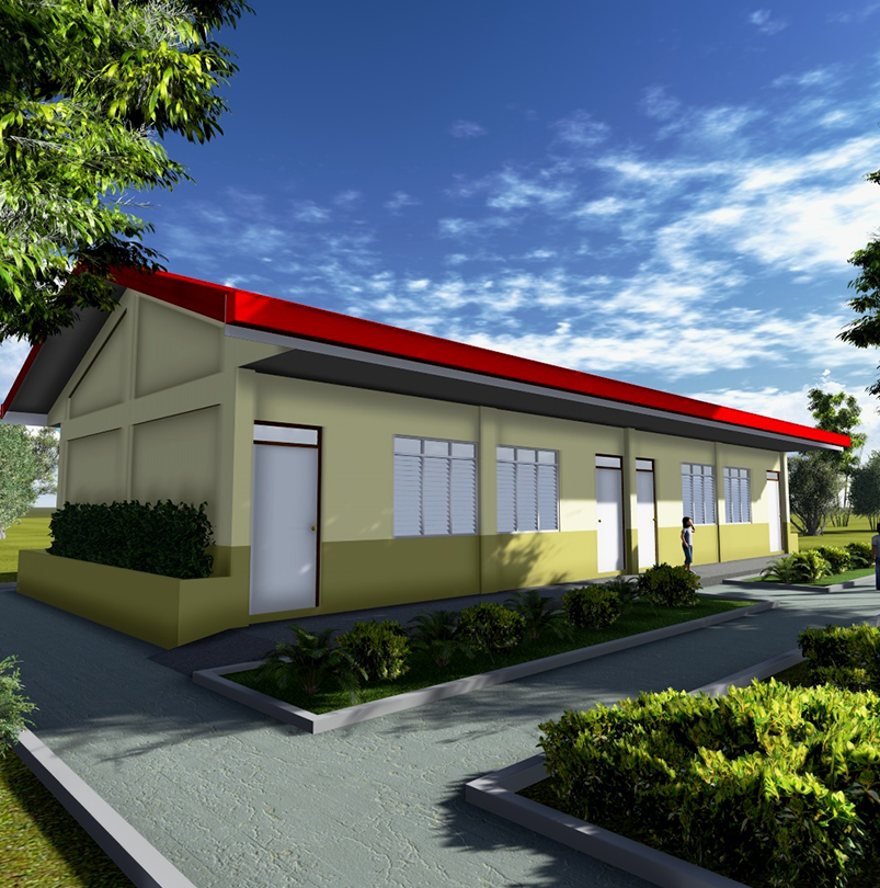 Design and Implementation of Schools, Health, and Community Centres Reconstruction Repair Project in Isabel Leyte