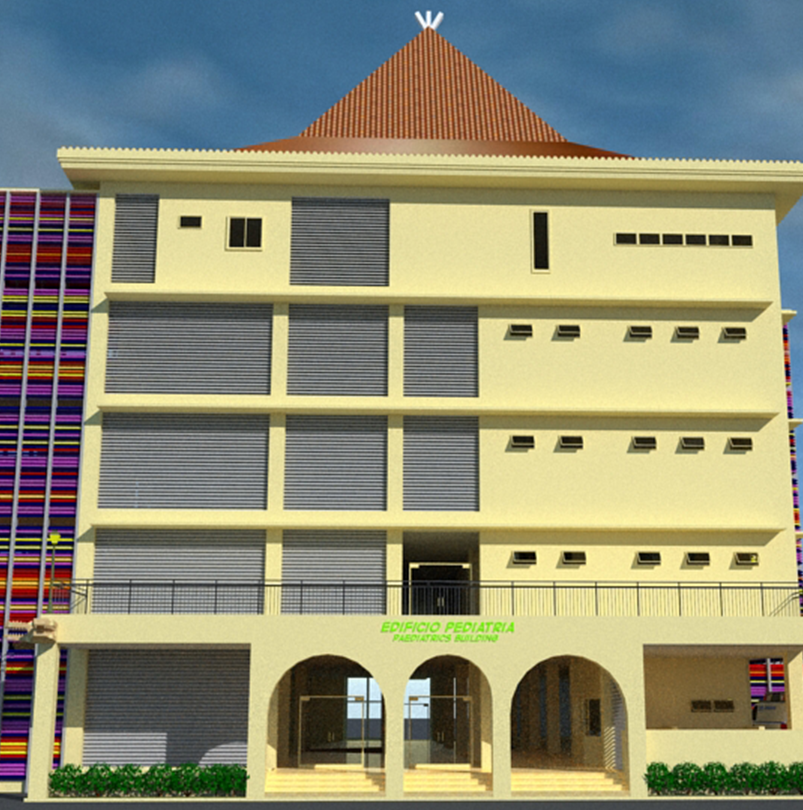 Detailed Engineering Design for Paediatric and Iccu Building in Guido Valadares National Hospital, Timor-Leste