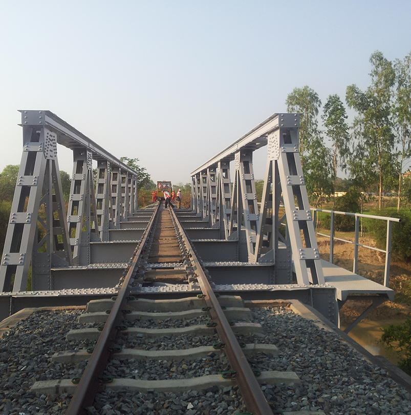 GMS Rehabilitation of the Railway in Cambodia Project