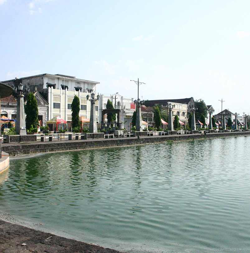 Integrated Water Resources and Flood Management Project for Semarang