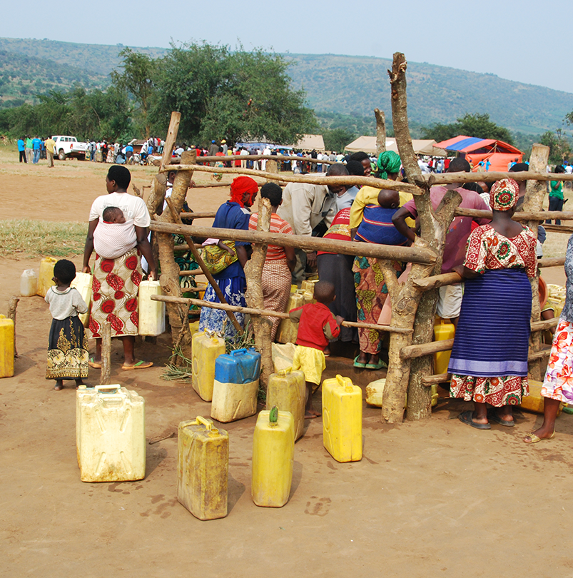 Kenya Rural Water Supply Project – Phase II, JICA-Funded