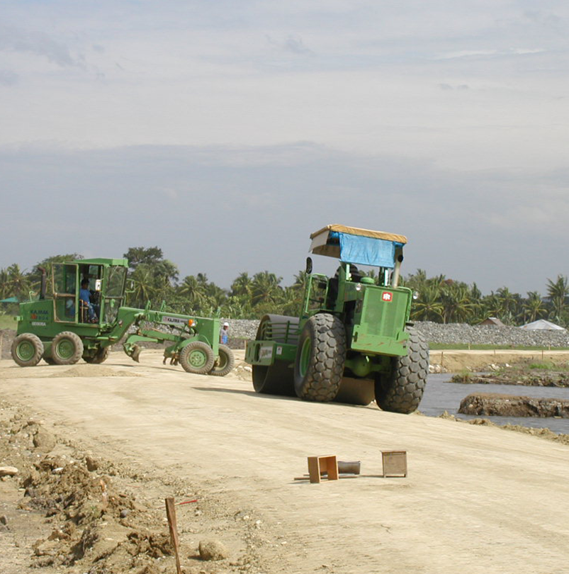 Lower Agusan Development Project (LADP), Flood Control Component, Phase II