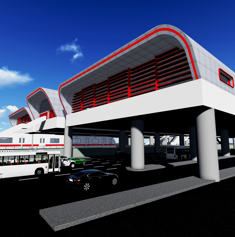 MRT-7 Construction Project – Architectural Design of Depot and Stations Including Intermodal Transport Terminal (ITT)