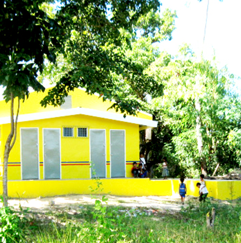 Philippines – Reconstruction and Rehabilitation of Damaged Schools in Iloilo