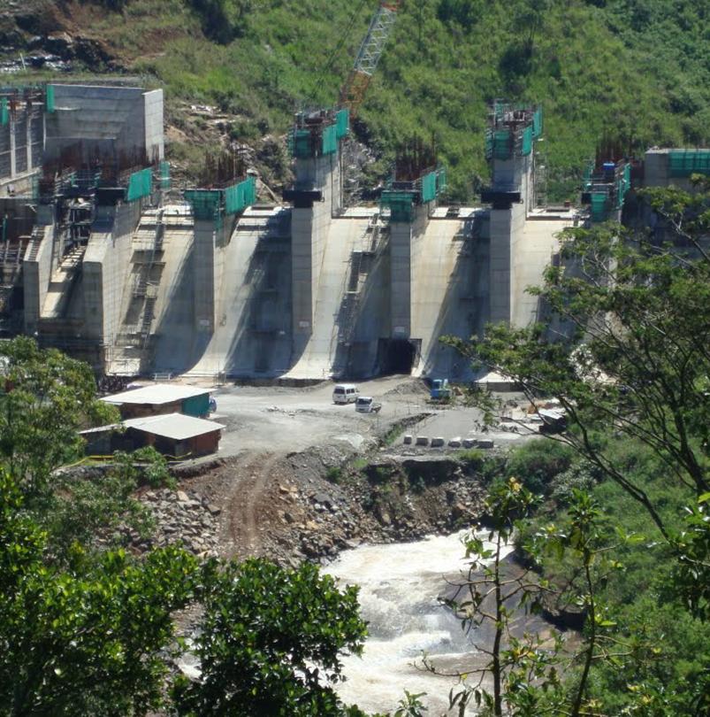 The Upper Kotmale Hydropower Project