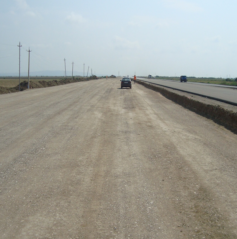 Yevlakh to Ganja Road Widening Project