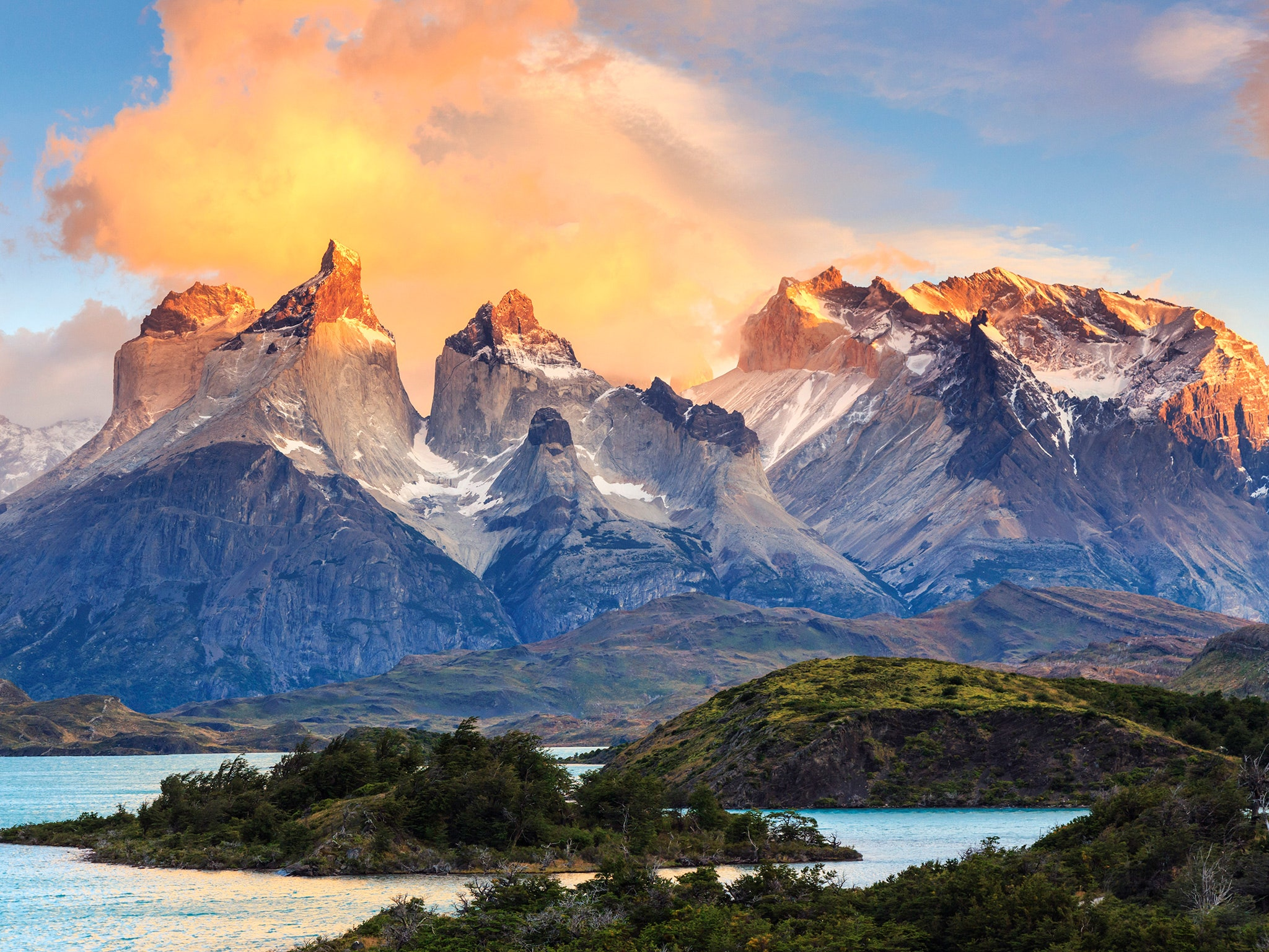 Torres Del Paine National Park Gettyimages 548748529